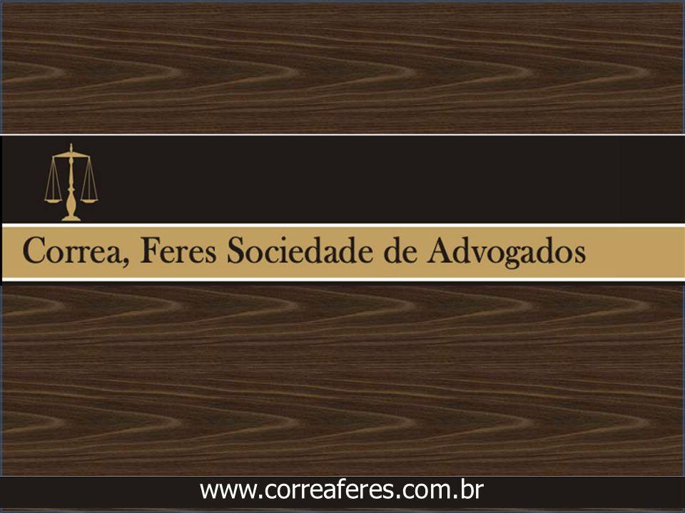 OBRIGADO! www.correaferes.com.br - +55(14) 3222-7771 - Bauru/SP