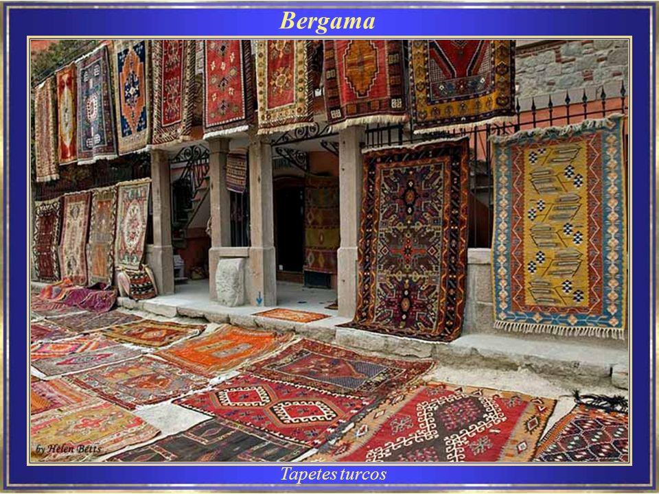 Linguagem do tapete Kilimin Dili Tapete (kilim) é uma tradição notável, mantida pelas mulheres da Anatólia através de centenas de gerações.