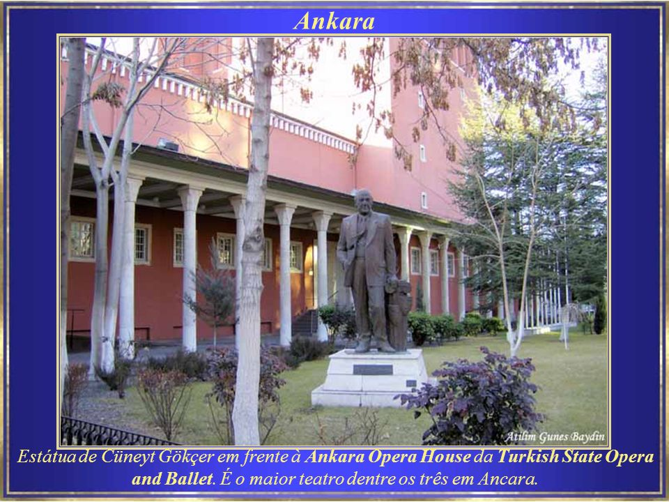 Arquitetura típica de Kucukyali. Izmir