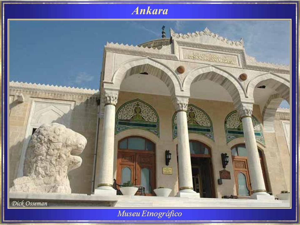 Museu Etnográfico Ankara