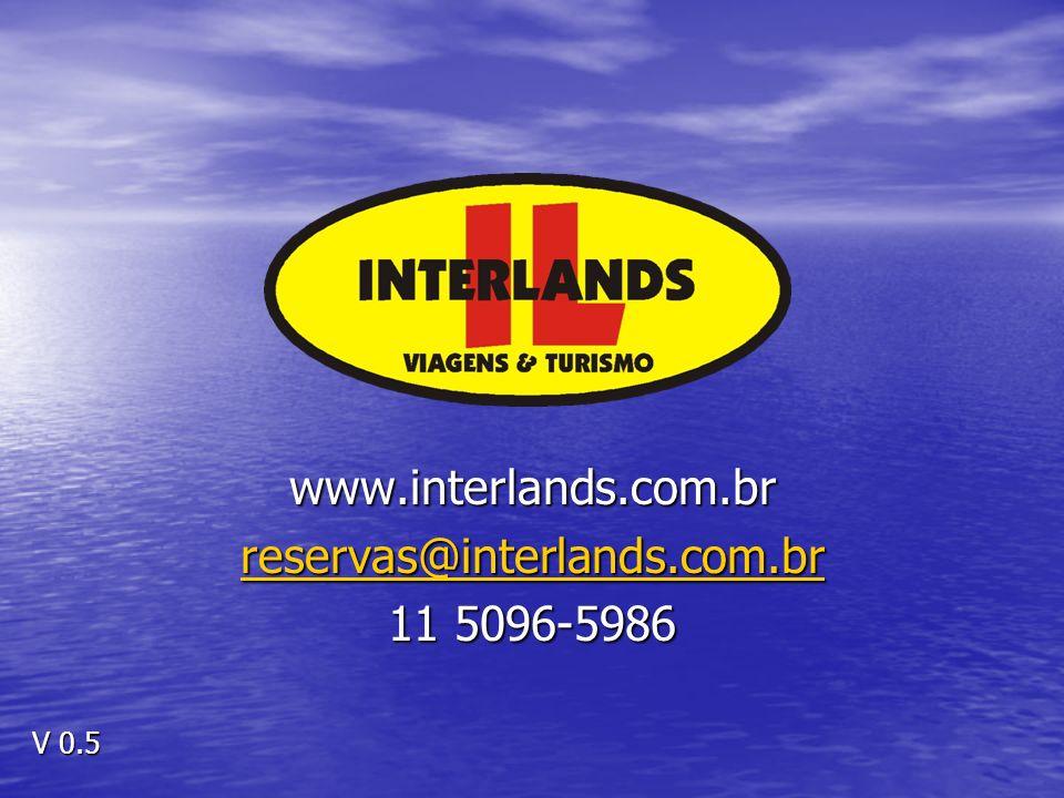 www.interlands.com.br reservas@interlands.com.br 11 5096-5986 V 0.5