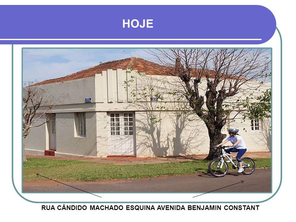HOJE EDIFÍCIO ESTÂNCIA AVENIDA VENÂNCIO AIRES ESQUINA RUA ANDRADE NEVES - FUNCIONA ATÉ HOJE -