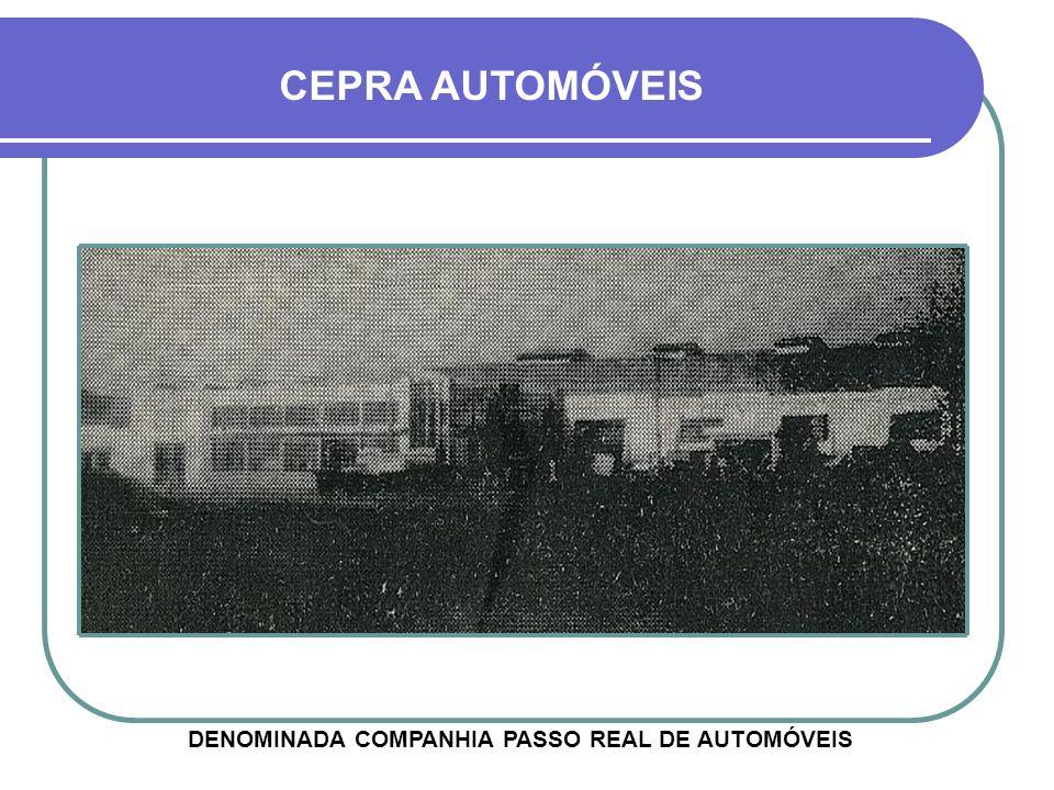 POSTO TIO PATINHAS DÉCADA DE 1970