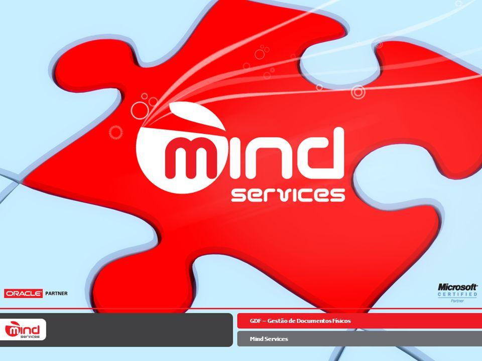 GDF – Gestão de Documentos Físicos Mind Services