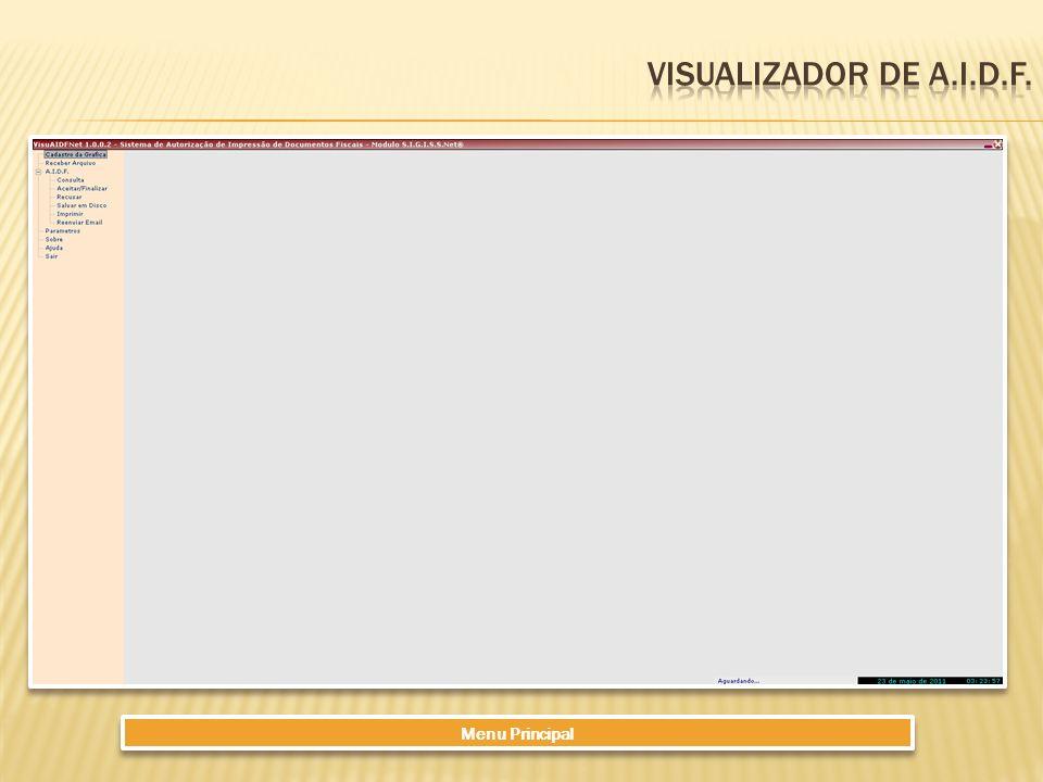 Dados Cadastrais da Gráfica – Carregados Automaticamente