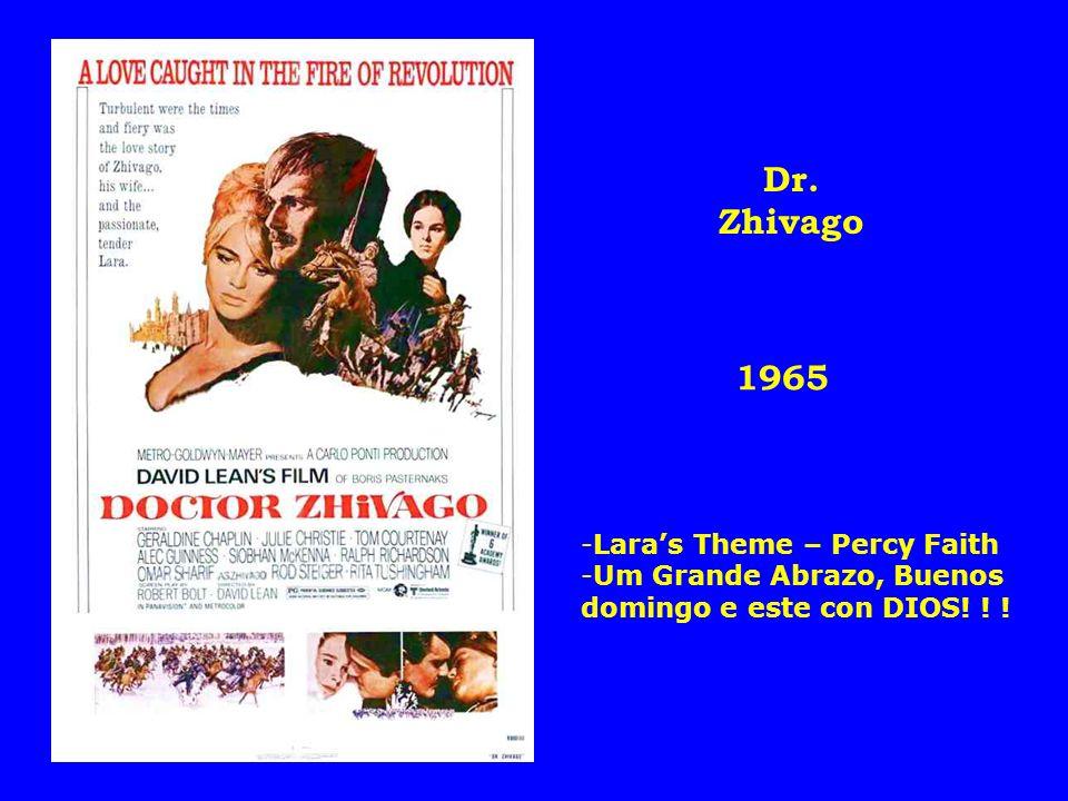 1963 La Pantera Rosa... - The Pink Panther - Henry Mancini