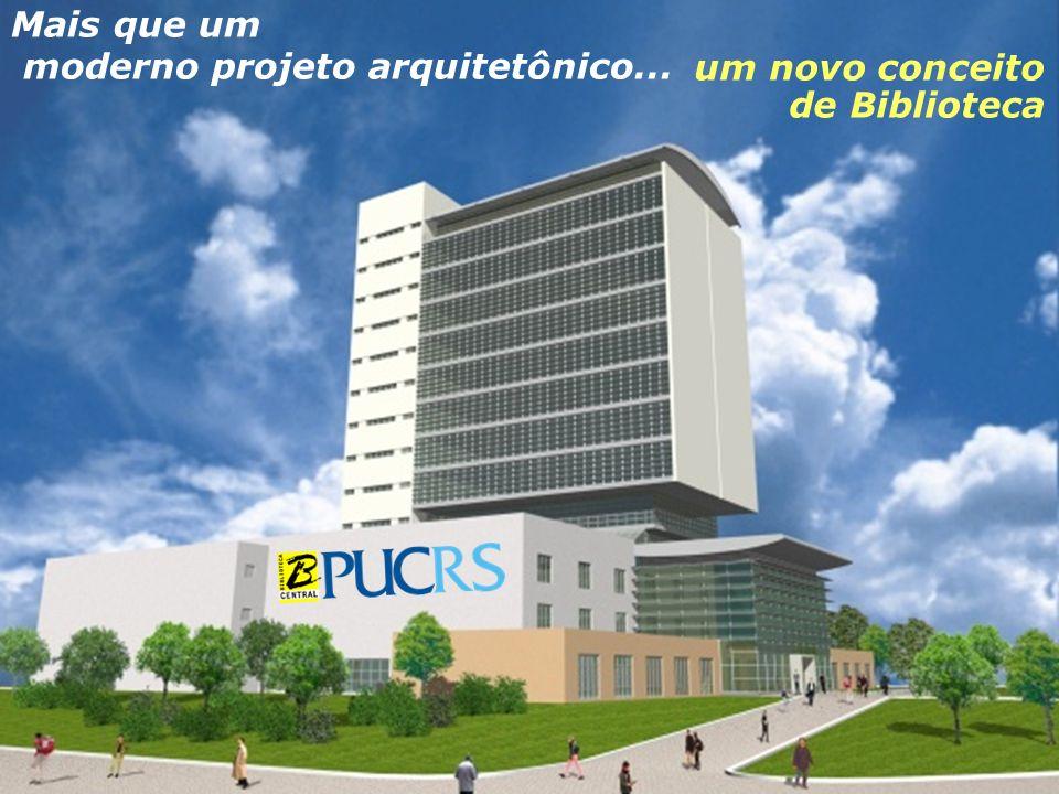 Desenvolvimentos especiais Mais que um moderno projeto arquitetônico...