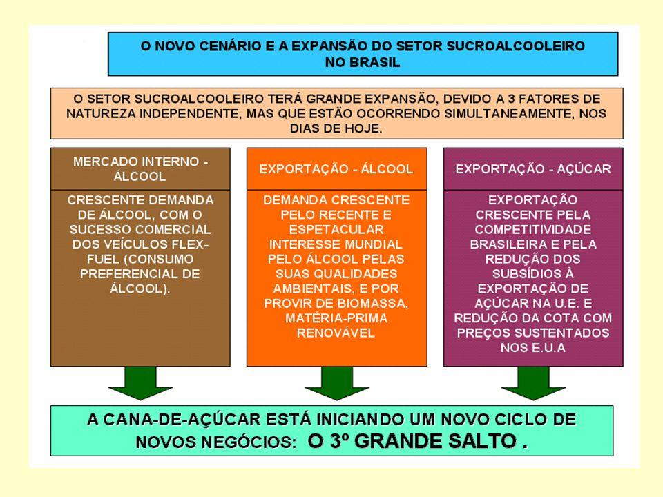 VENDAS DE VEÍCULOS LEVES (EM UNIDADES) MERCADO INTERNO - ÁLCOOL Fonte: ANFAVEA