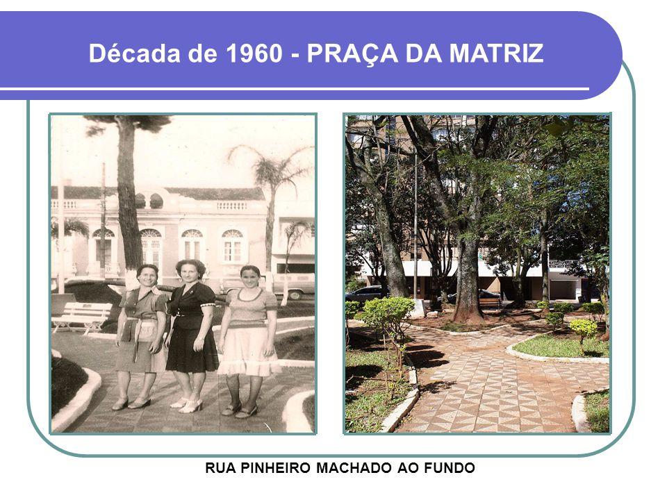 HOJE RUA PINHEIRO MACHADO AO FUNDO