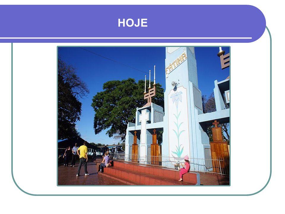 1953 - MONUMENTO DE FÁTIMA