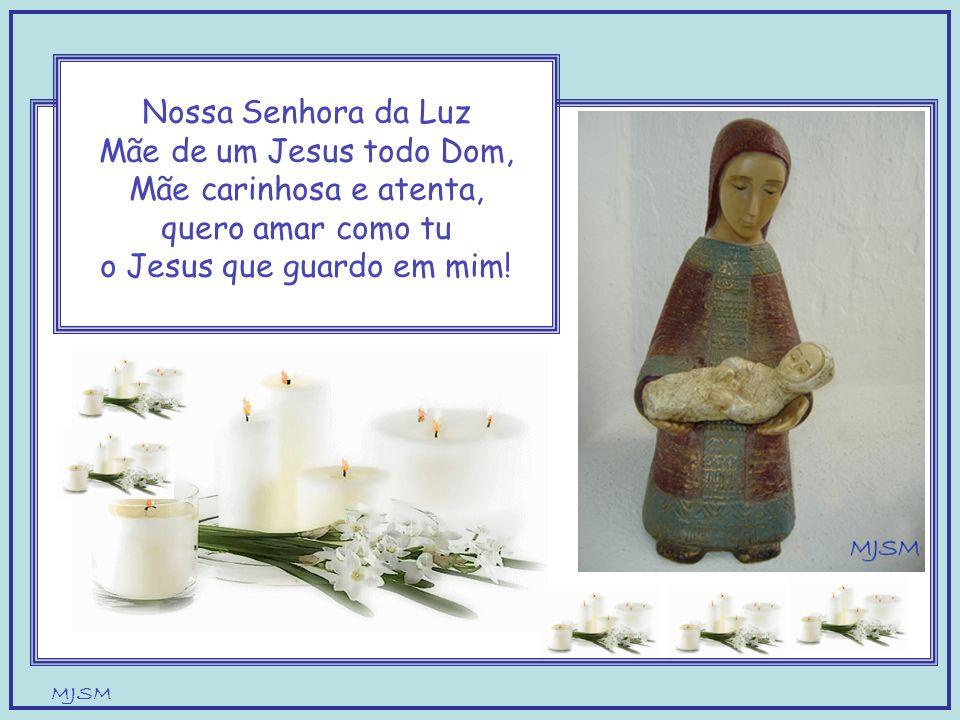Nossa Senhora da Serenidade Mãe de Jesus Pequenino, o teu Sim tornado vida é oferta, é convite à entrega!