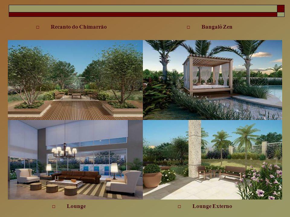 Recanto do Chimarrão Bangalô Zen Lounge Externo Lounge