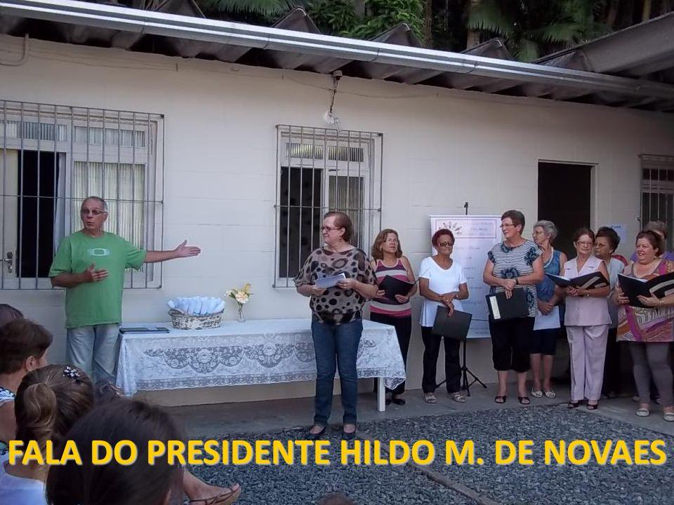 ABERTURA DO EVENTO PELA VICE PRESIDENTE SUSETE S. DE NOVAES
