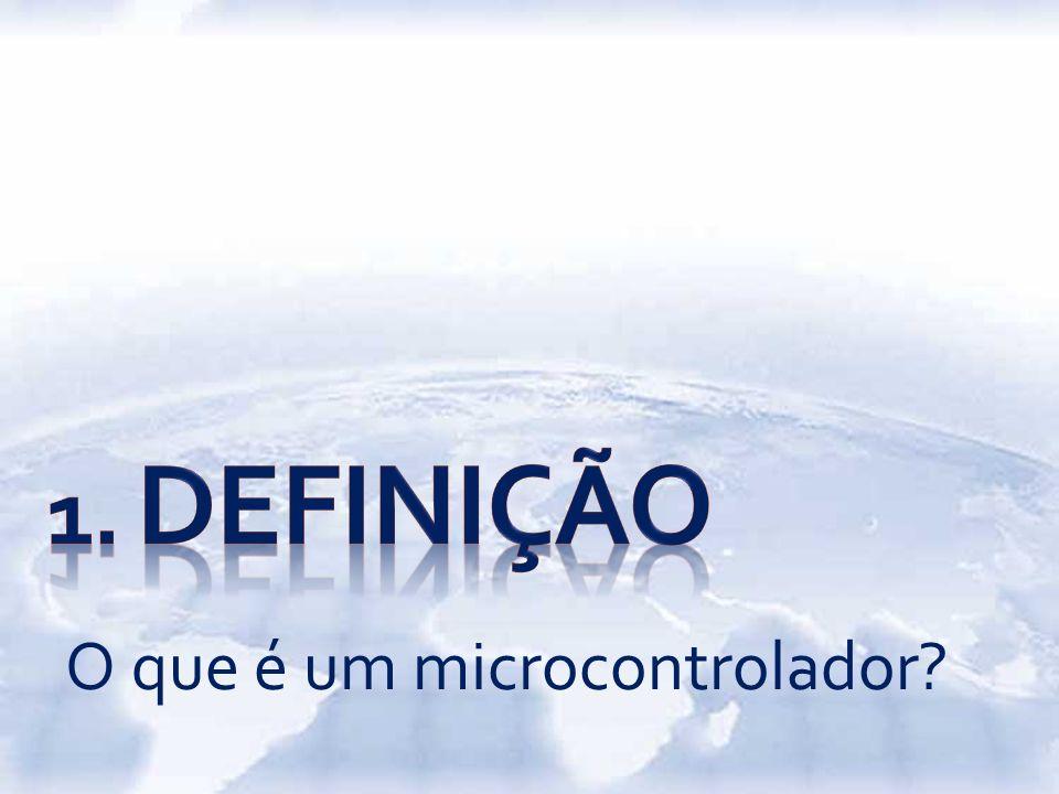 O que é um microcontrolador?