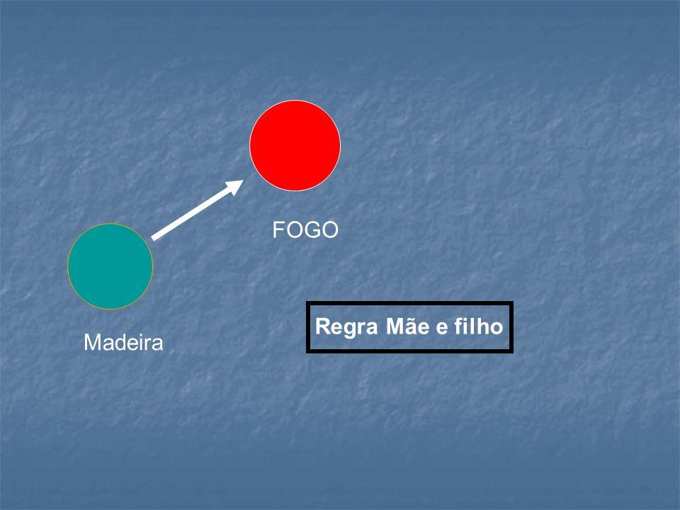 Madeira FOGO Regra Mãe e filho