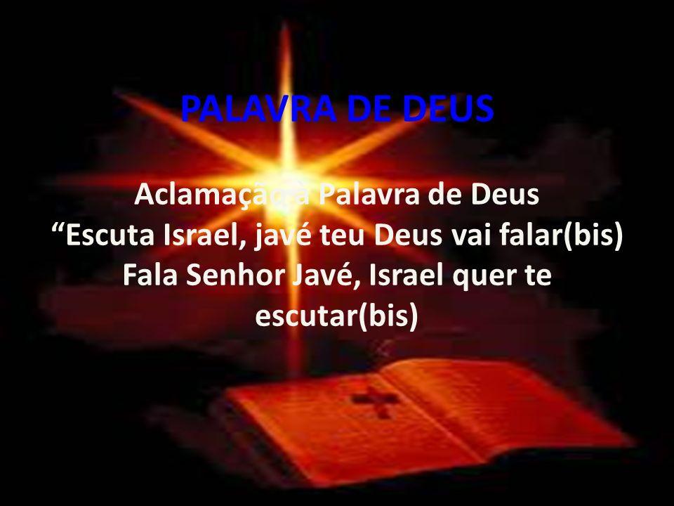 Salmo 51 Salmo 51 Leitor: Tem piedade de mim, ó Deus, por teu amor! Por tua grande compaixão, apaga a minha culpa. Todos: Lava-me da minha injustiça e