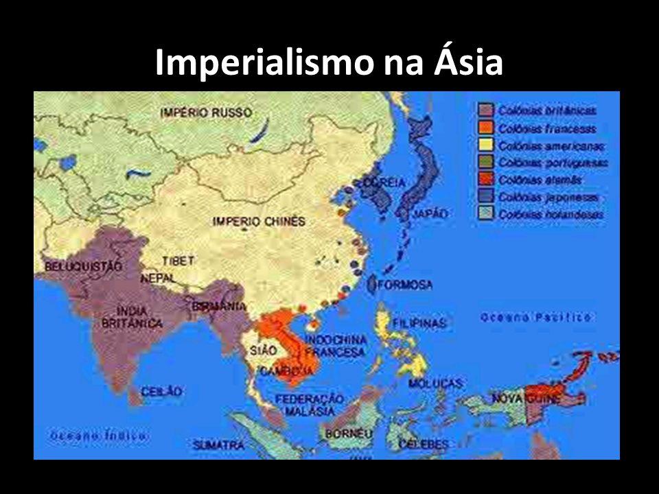 Imperialismo na Ásia
