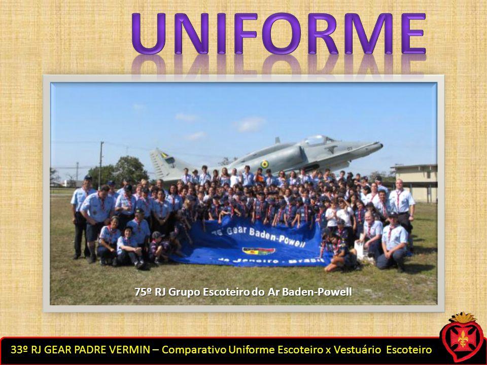 75º RJ Grupo Escoteiro do Ar Baden-Powell