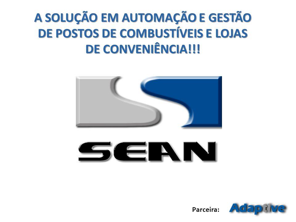 A SOLUÇÃO EM AUTOMAÇÃO E GESTÃO DE POSTOS DE COMBUSTÍVEIS E LOJAS DE CONVENIÊNCIA!!! Parceira: