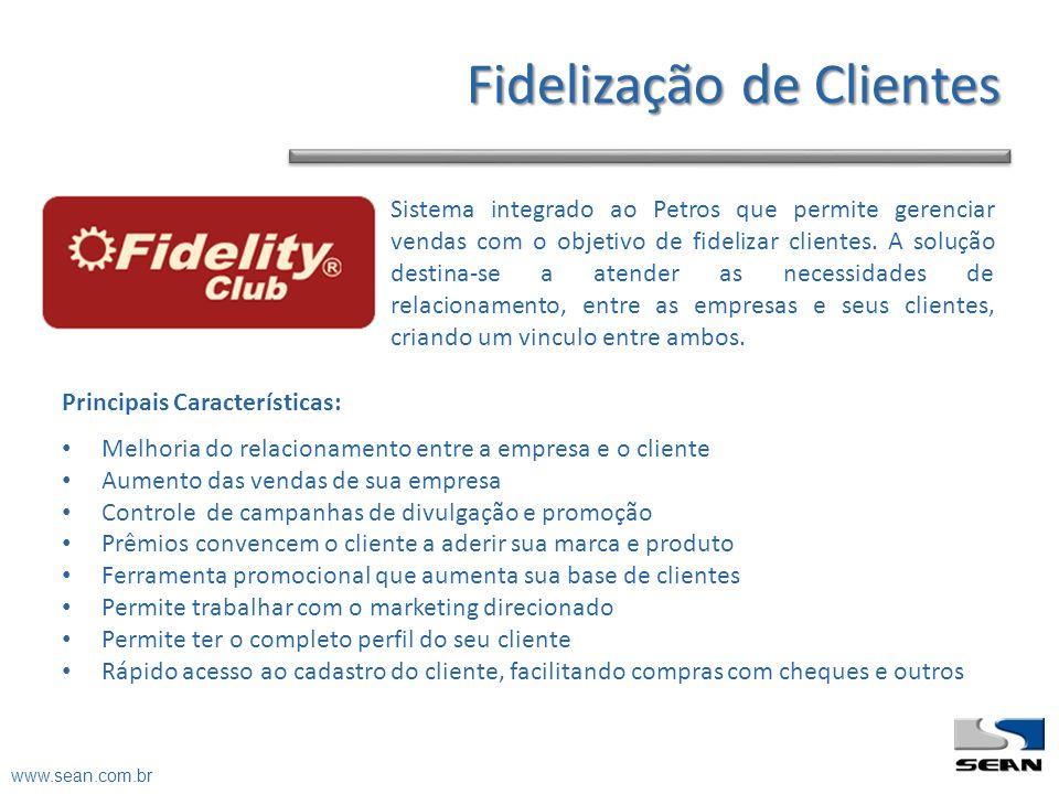 Sistema integrado ao Petros que permite gerenciar vendas com o objetivo de fidelizar clientes. A solução destina-se a atender as necessidades de relac