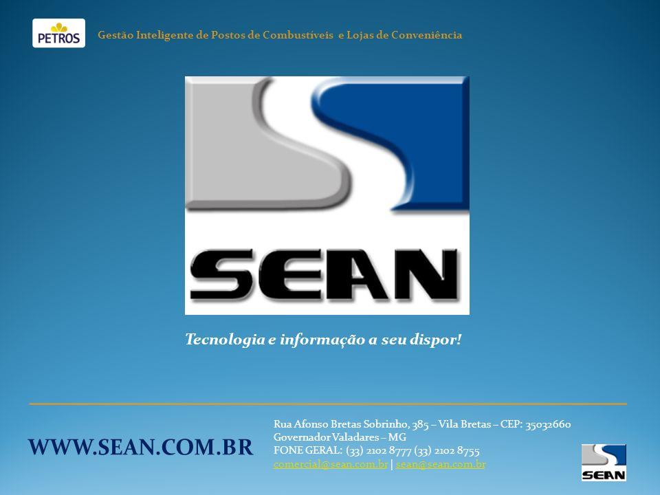 Gestão Inteligente de Postos de Combustíveis e Lojas de Conveniência Tecnologia e informação a seu dispor.