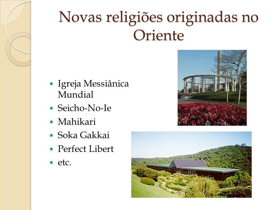 Religião ou Espiritualidade.