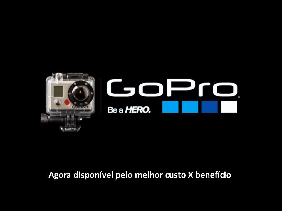 A prova d água e anti-choque; 1080p de resolução máxima com até 60 frames por segundo em 720p; Ângulo de visão de até 170°; Resolução fotográfica de 5MP; Opções de fotografia automática com intervalos entre 1/ 2/ 5/ 10/ 30 e 60s CARACTERÍSTICAS