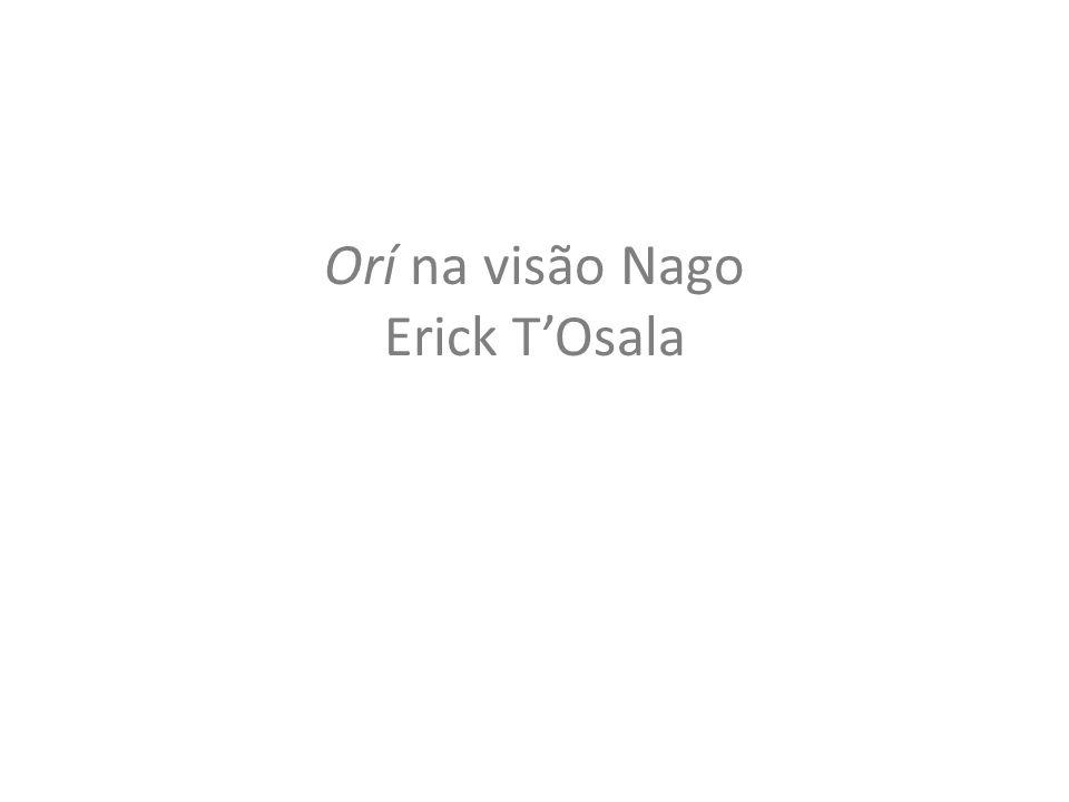 Orí na visão Nago Erick TOsala