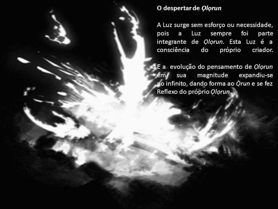 Ìsìnkú A Luz é uma tributo do ser, considerando que cada ser vivente possuí a sua Orí e o seu destino será sempre iluminado pelos esforços de existir.