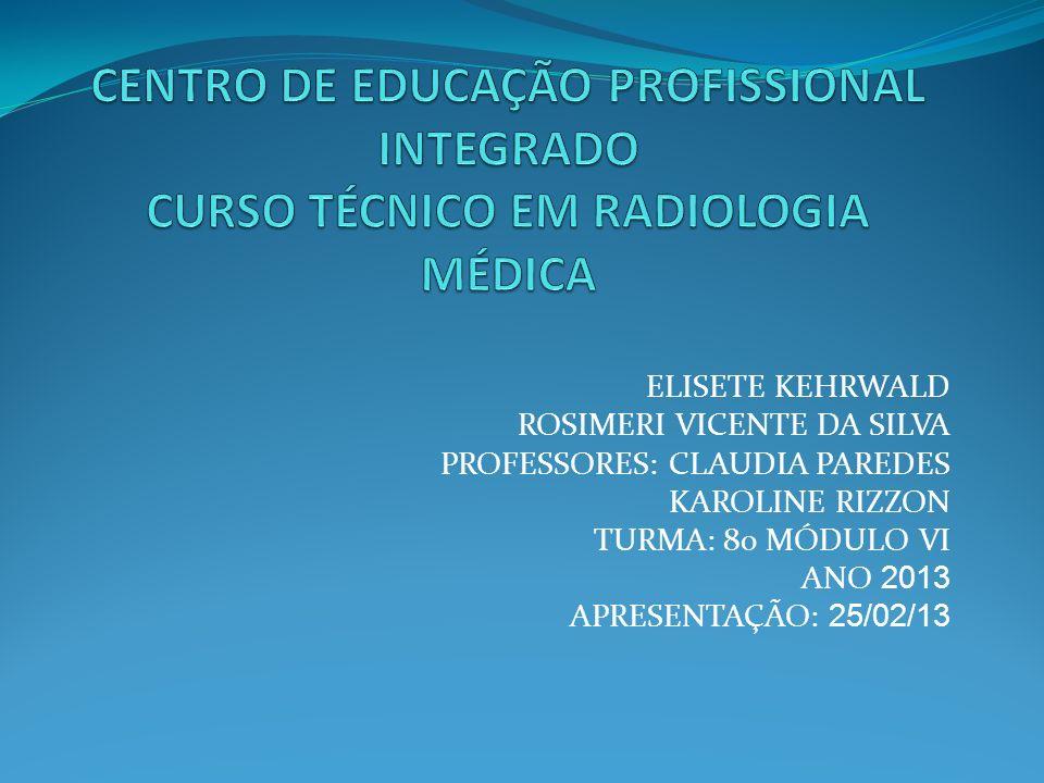 INTRODUÇÃO Este trabalho é estudo de uma pesquisa realizada durante o período de estágio no Hospital Nossa Senhora dos Navegantes no munícipio de Matinhos, litoral do Paraná, entre os meses de Novembro de 2012 à Fevereiro de 2013.