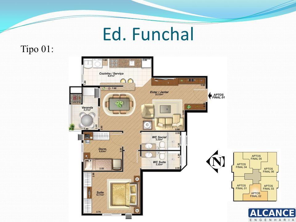 Ed. Funchal Tipo 01: