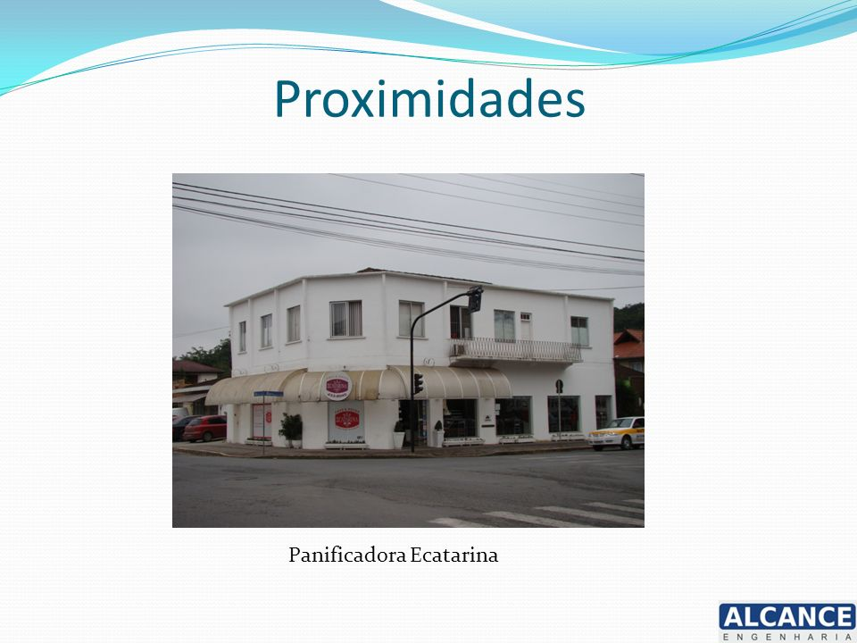 Proximidades Panificadora Ecatarina