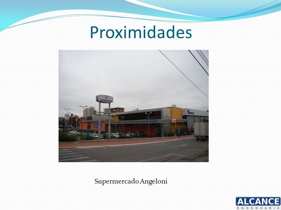 Proximidades Supermercado Angeloni