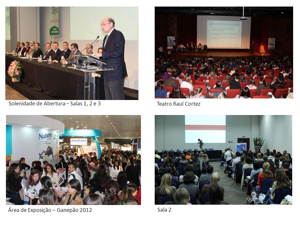 V CONGRESSO BRASILEIRO DE NUTRIÇÃO INTEGRADA (CBNI) E GANEPÃO 2013 COMISSÃO ORGANIZADORA Dr.