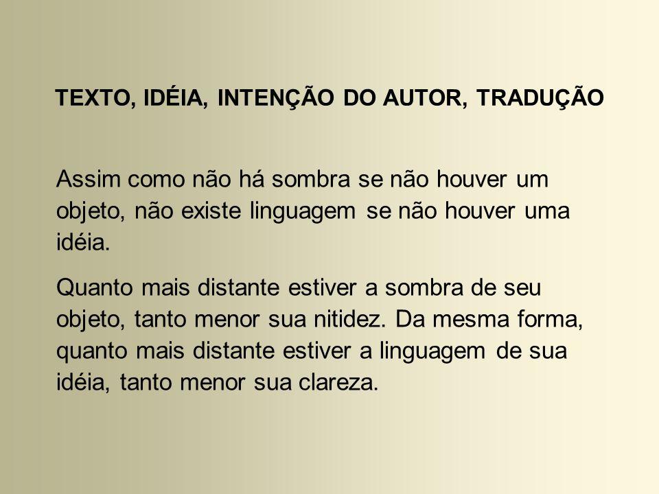 Numa tradução investigativa, o tradutor deve, em primeiro lugar, buscar a intenção do autor e, para isso, é necessário contato com o mesmo.