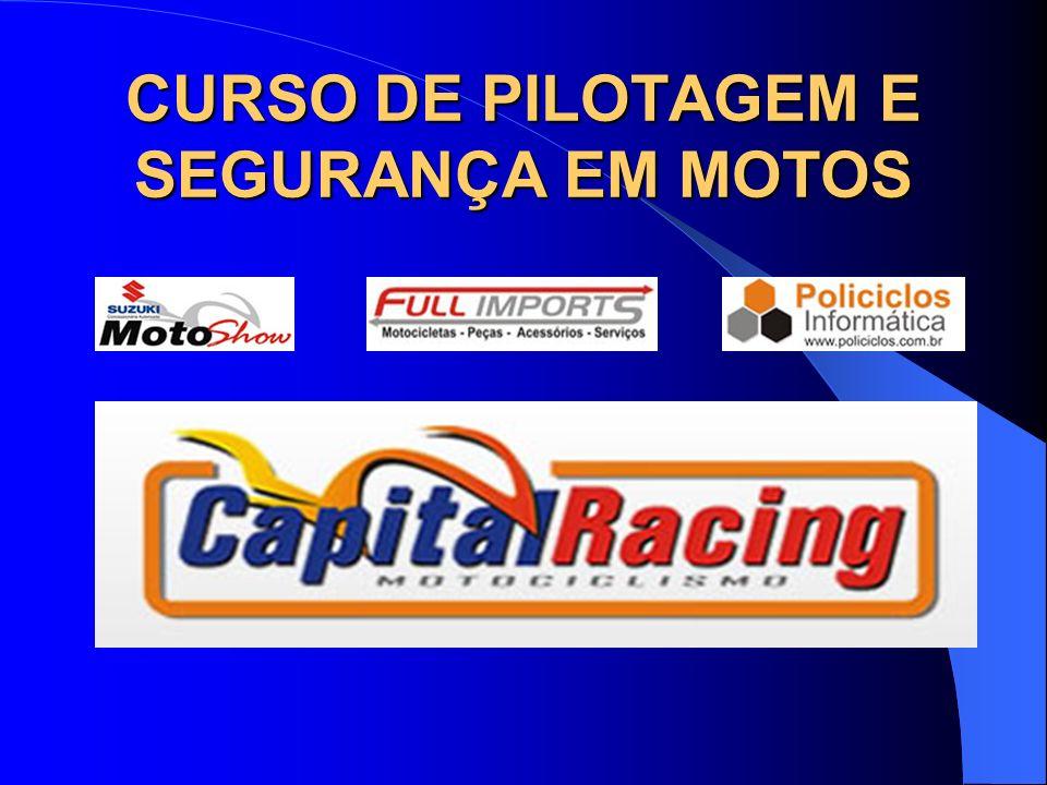 INSTRUTOR ALAN RICARDO: alan@capitalracing.com.bralan@capitalracing.com.br CAMPEONATO BRASILIENSE DE MOTOVELOCIDADE CAMPEÃO 2004 – CATEGORIA 500CC VICE-CAMPEÃO 2006 – CATEGORIA 500CC PARTICIPAÇÃO NA COPA HORNET 2007, EQUIPE CAPITAL RACING / H2OH