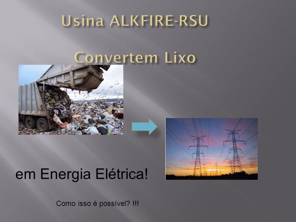 São a melhor solução para resolver com sustentabilidade o problema do lixo urbano nos municípios brasileiros e na América do Sul.