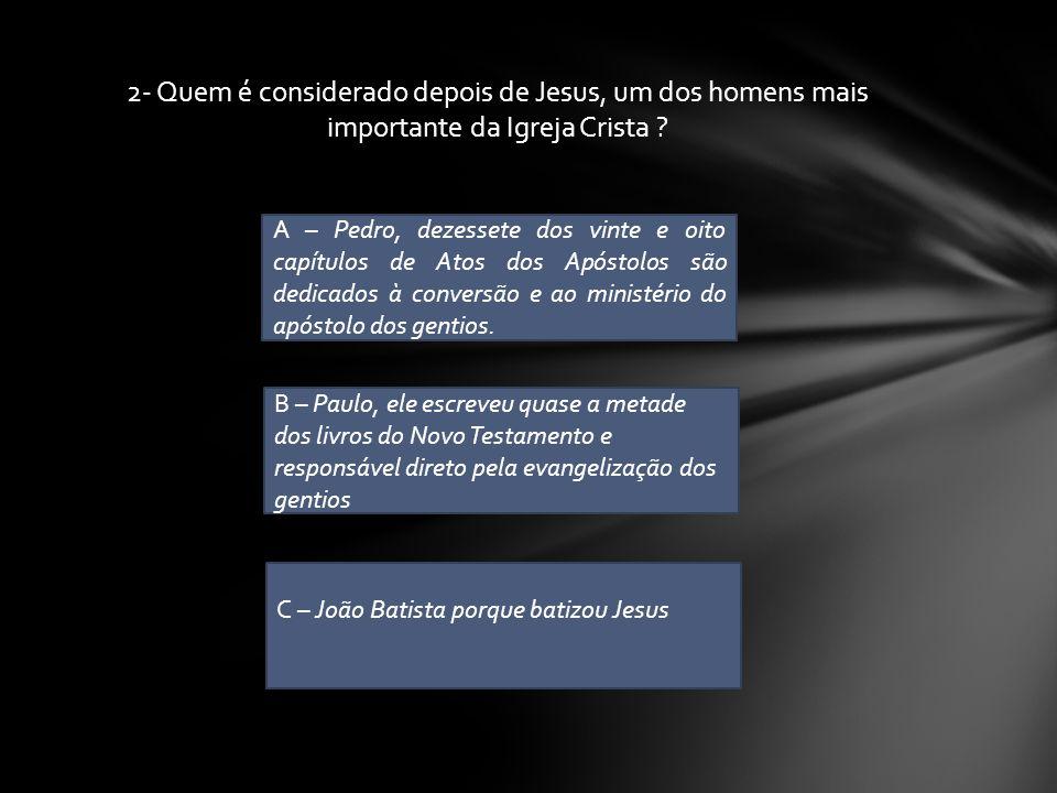 Atos 9:15-16 PRÓXIMA PERGUNTA