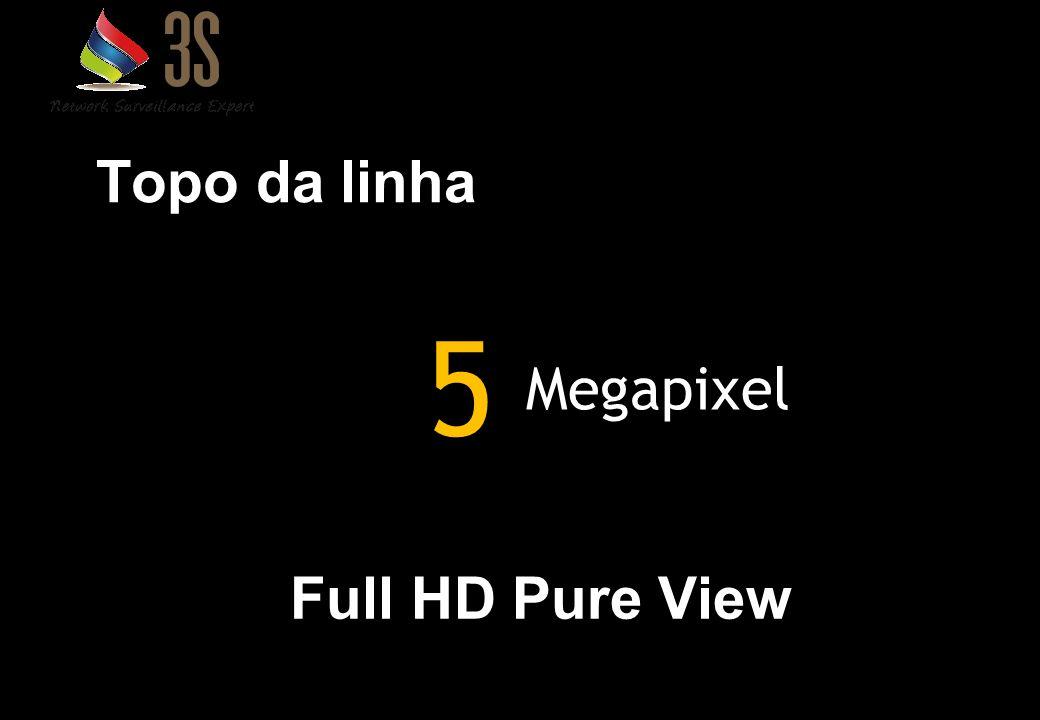 10 Topo da linha 5 Megapixel Full HD Pure View
