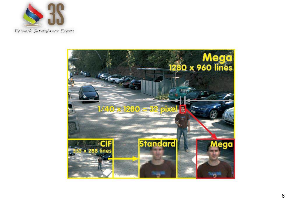 Produtos – 2 Megapixel 7 107xSeries BOX - 2 Megapixel 1/3 CMOS - Lente Intercambiável - CS Mount - Dual Codec & Streaming H.264/ MJPEG / MPEG4 em forma simultânea - Resolução até UXGA (1600x1200@15fps) / WXGA (1280x720@30fps) - ICR Mecânico - Suporte de MicroSD - Áudio de duas vías - Shutter Electrónico 307x Series DOME - 2 Megapixel CMOS(1280x800) - Compressão MPEG4/H.264 dual codec e streaming simultâneo - Lente fixo ou varifocal - Áudio de 2 vias -UXGA (1600x1200@15fps) / WXGA (1280x720@30fps) -IP68 Water+ IK10 Vandal Proof -PoE Power Over Ethernet IEEE802.3af (Option) -Micro SD Card Supported (SDHC up to 32GB) 607x Series Bullet / Tube - 2 Megapixel 1/3 CMOS - Lente fixo ou varifocal - Dual Codec & Streaming H.264/ MJPEG / MPEG4 em forma simultânea - Resolução até UXGA (1600x1200@15fps) / WXGA (1280x720@30fps) - Sensor de Alarme Digital I/O para conexões externas - Iluminador IR de 30 Metros - Áudio de duas vias - IP67/IK10