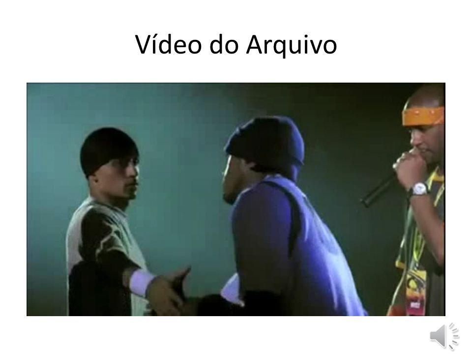 Vídeo do Arquivo