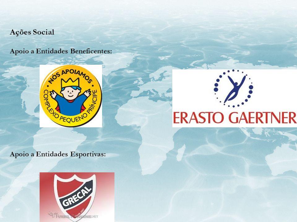 Ações Social Apoio a Entidades Beneficentes: Apoio a Entidades Esportivas: