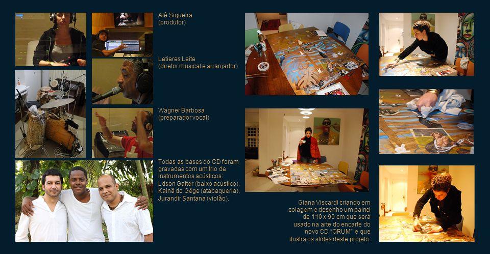 PRODUTOS 14 shows em sete Estados brasileiros, com cinco músicos, dois bailarinos e participações especiais; 5 clipes musicais de baixo custo para int