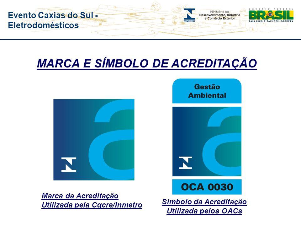 Evento Caxias do Sul - Eletrodomésticos IAF - Fórum Internacional de Credenciamento ILAC - Cooperação Internacional de Credenciadores de Laboratórios
