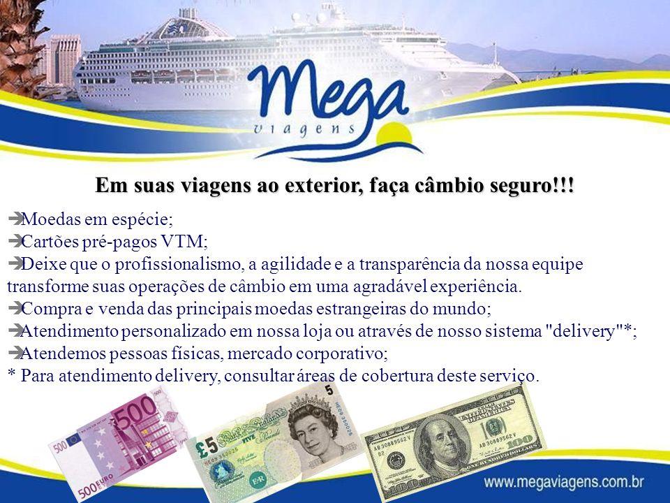 Cartão Visa Travel Money Cartão pré-pago internacional, recarregável que pode ser usado para saques e compras.