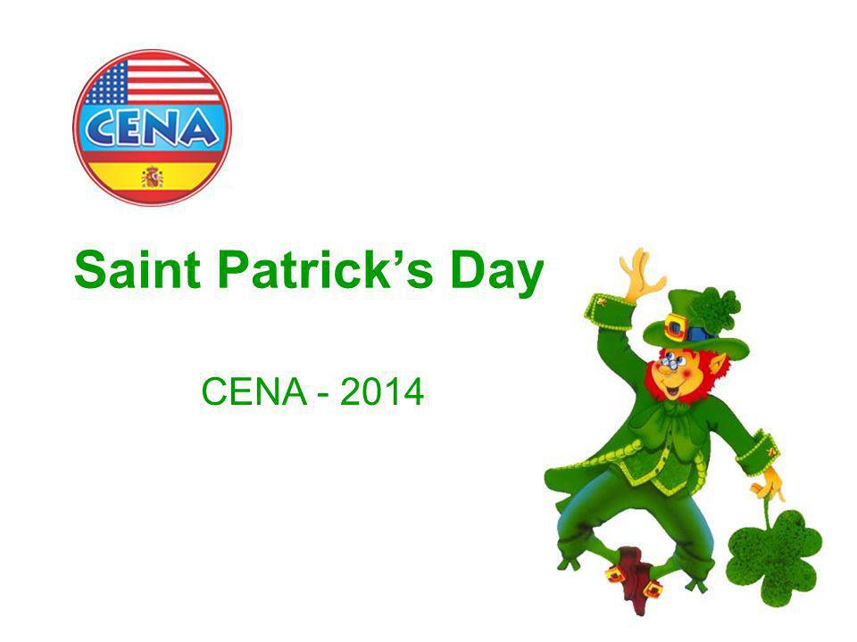 Saint Patricks Day CENA - 2014