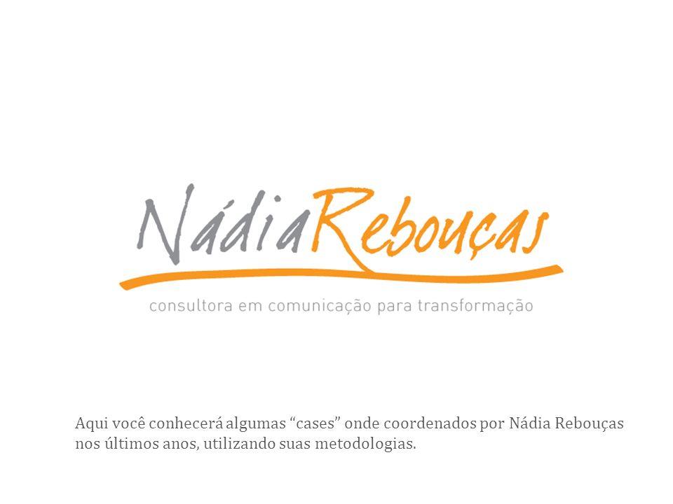 Atividades em grupo - manhã Com o CCAA a Rebouças desenvolveu todas as suas metodologias: OFFPLAN para diagnóstico da comunicação interna.