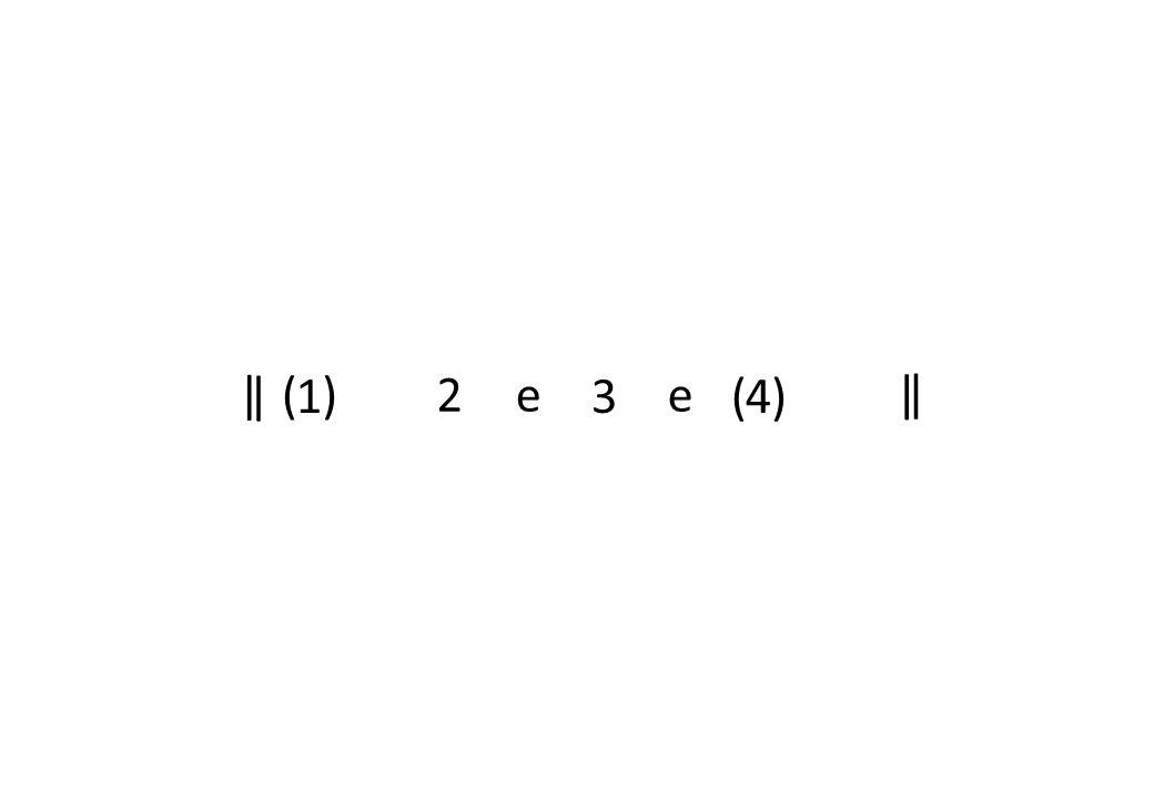 1 2 34 ()e| | e () | |