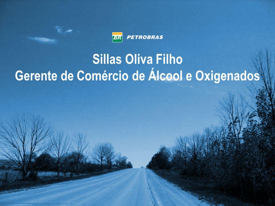 Sillas Oliva Filho Gerente de Comércio de Álcool e Oxigenados