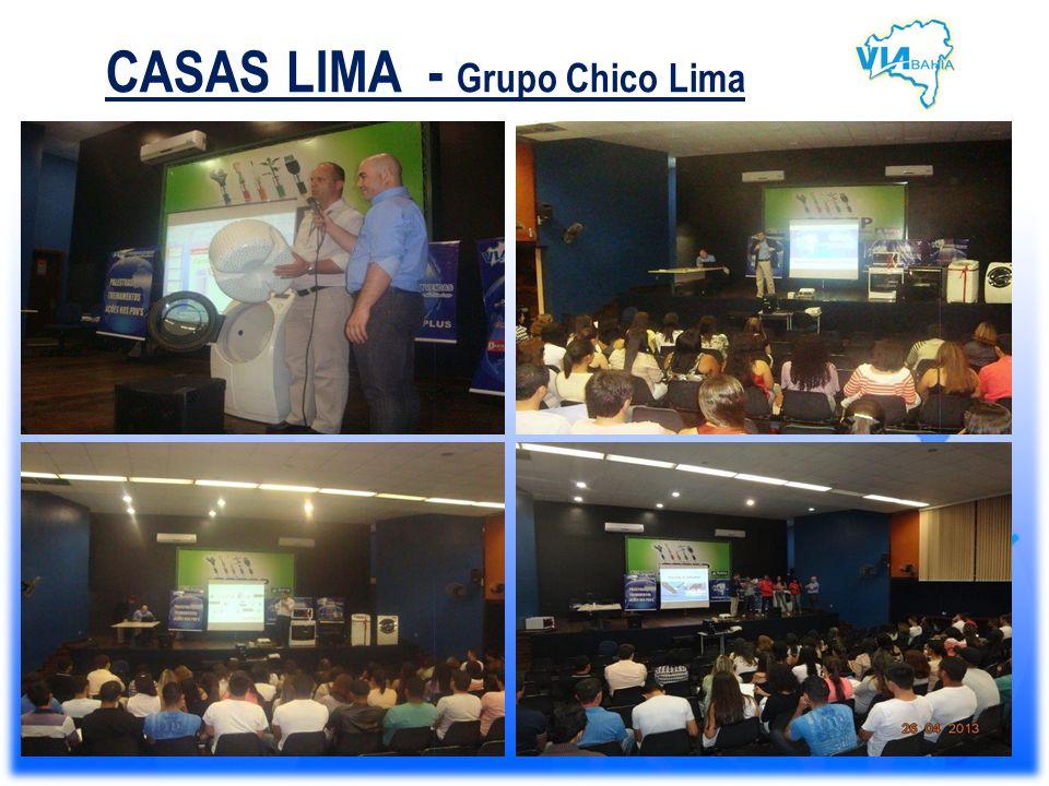 CASAS LIMA - Grupo Chico Lima
